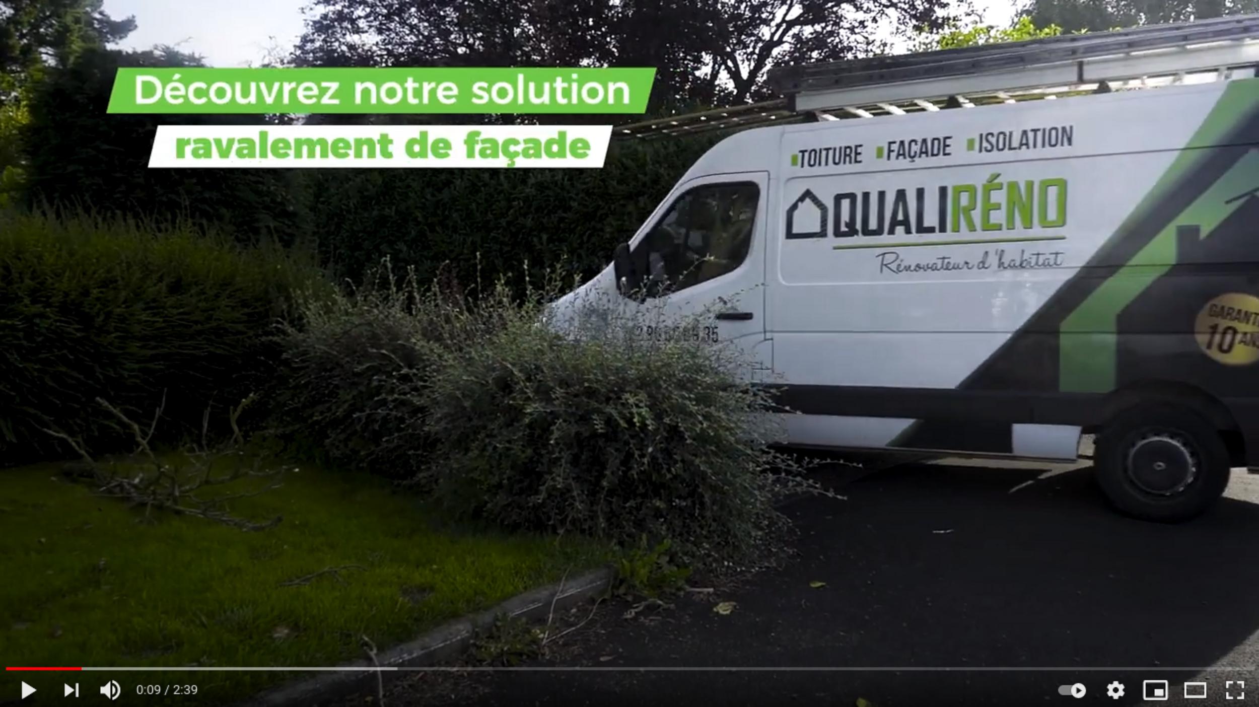 En vidéo : notre solution de ravalement de façade
